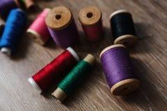 Traitements différés colorés des amorçages Image stock