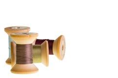 Traitements différés d'amorçage de couture d'isolement Images libres de droits