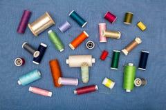 Traitements différés d'amorçage différent de couleur Photos stock