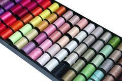 Traitements différés de coton Image stock