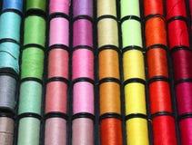 Traitements différés de coton Image libre de droits