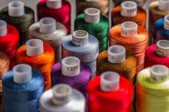 Traitements différés de l'amorçage en soie Photographie stock