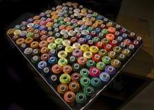Traitements différés des amorçages colorés Image libre de droits