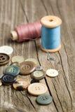 Traitements différés des amorçages et des boutons Photo libre de droits