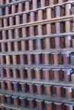Traitements différés en bois Photo stock