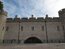 Traitors Gate Royalty Free Stock Photography
