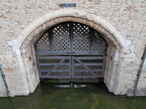 Traitors Gate Stock Photos