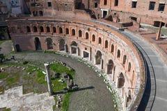Trajan antigo Imagem de Stock