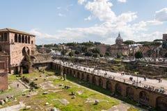 Trajan antigo Foto de Stock