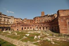 Trajan antigo Imagens de Stock