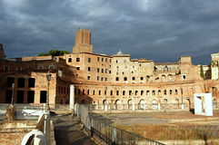 Trajan antique Photos stock