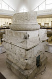 Trajan column replica Stock Images