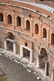 Trajan Forum in Rome Royalty Free Stock Image