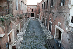 Trajan market Stock Photography