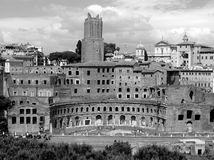 Trajan market Stock Photos