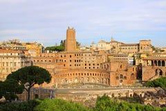 Trajan market Royalty Free Stock Photo