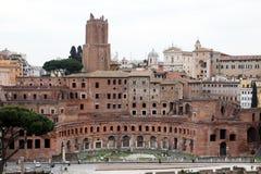 Trajan markets Royalty Free Stock Photos