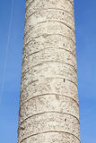 Trajan's Column Stock Photography