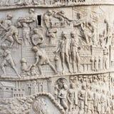 Trajan's Column royalty free stock photos