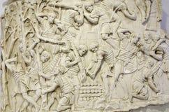 Trajan's column detail Royalty Free Stock Photography