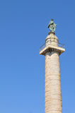 Trajan's Column, Rome Stock Photography