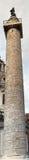 Trajan's Column in Rome, Italy Royalty Free Stock Photography