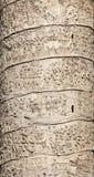 Trajan's Column in Rome, Italy Stock Photos