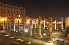 Trajan's Forum Royalty Free Stock Images