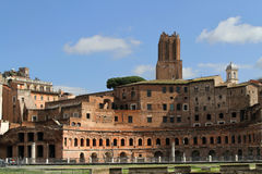 Trajan's Forum Royalty Free Stock Photography