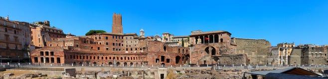 Trajan's market Stock Image