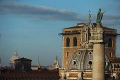 Trajan's market Stock Photography