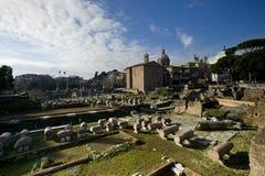 Trajan's Market Stock Photo
