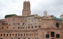 Trajan's Market, Rome. Stock Images