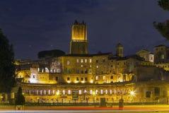 Trajan's Market, Rome Royalty Free Stock Photo