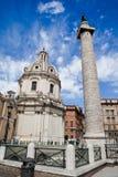 trajan szpaltowy Rome s Zdjęcie Stock