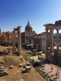 Trajan's Forum, Rome, Italy Stock Image
