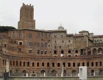 Trajans Forum Stock Photography