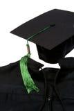 Traje 2 de la graduación Imágenes de archivo libres de regalías