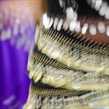 Traje #1 da dança do ventre Imagens de Stock Royalty Free