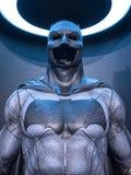 Traje de Batman Imágenes de archivo libres de regalías