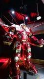 Traje de Buster Iron Man del armatoste Fotografía de archivo libre de regalías