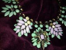 Traje del collar Imagen de archivo