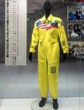 Traje A del cosmonauta Ansari Fotografía de archivo