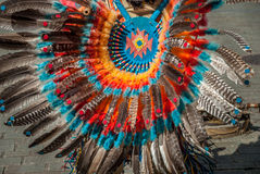 Traje suramericano Fotos de archivo libres de regalías