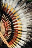 Traje suramericano nativo Imagen de archivo