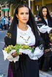 Trajes de Sardinia fotos de stock royalty free