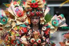 Trajes del carnaval Imágenes de archivo libres de regalías
