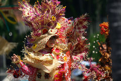 Trajes del carnaval Fotografía de archivo