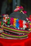 Trajes nacionales, Thailandia Foto de archivo libre de regalías
