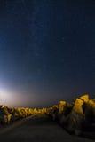 Trajeto às estrelas Imagem de Stock